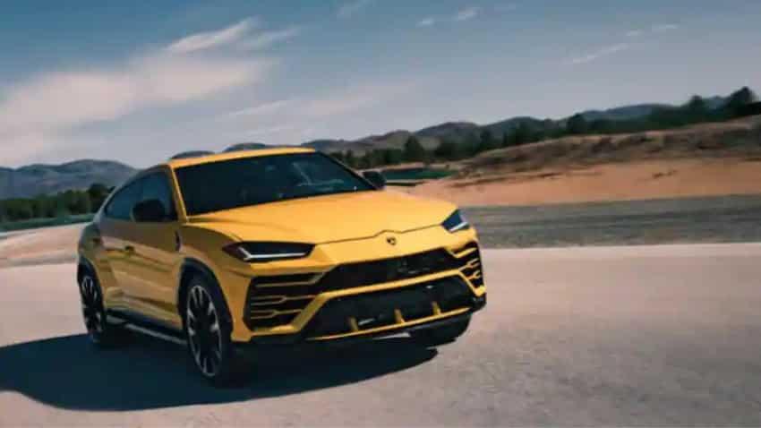 Lamborghini SUV Urus scales world's highest drivable road in Ladakh