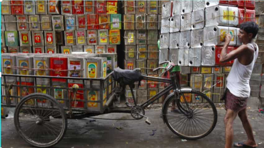 Govt scraps basic customs duty on crude palm, soya, sunflower oil to cool down cooking oil prices