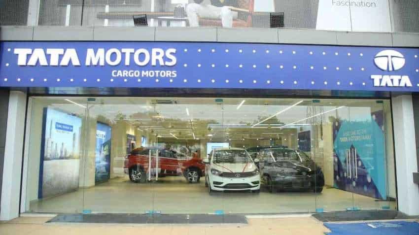 Tata Motors, Tata Motors-DVR shares clock new 52-week high amid TPG deal, ADQ's Rs 7,500 cr push