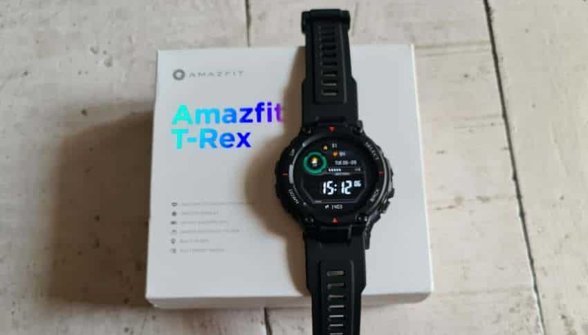 Amazfit T Rex review.